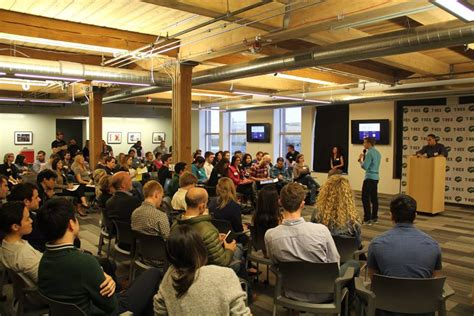 Mba Recruiting Events by Recruiting Event Offers Foothold Into St Louis Startup