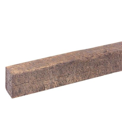 used railroad ties 7 in x 9 in x 8 ft used creosote treated railroad tie 5100000070908000 at the home depot