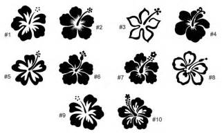 Hibiscus flowers hibiscus flower tattoos and hibiscus on pinterest