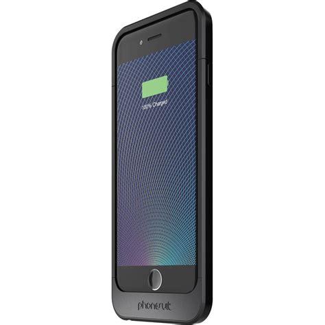 phonesuit elite 6 battery for iphone 6 6s ps elite ip6 blk