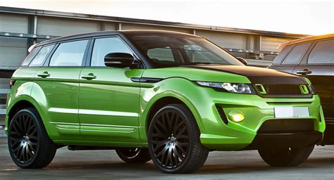 lime green range rover kahn design s lamborghini green pearl rs250 range rover evoque