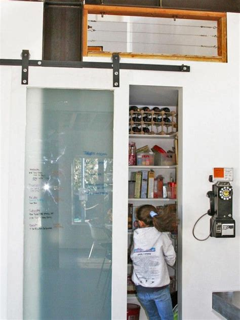 Sliding Pantry Door Hardware by 17 Best Images About Interior Barn Doors On