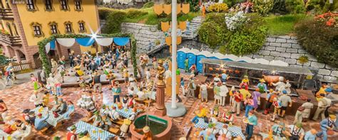 Germany Miniature Wunderland s 1st mini view lets you explore world s largest miniature abc news