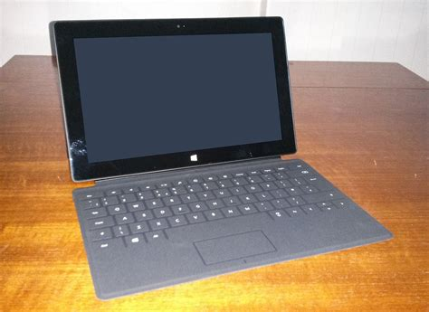 Microsoft Surface Rt surface 2012 tablet