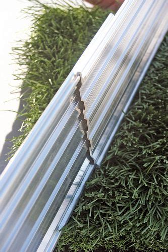 Connection Shot Permaloc Proslide Aluminum Landscape Aluminum Landscape Edging
