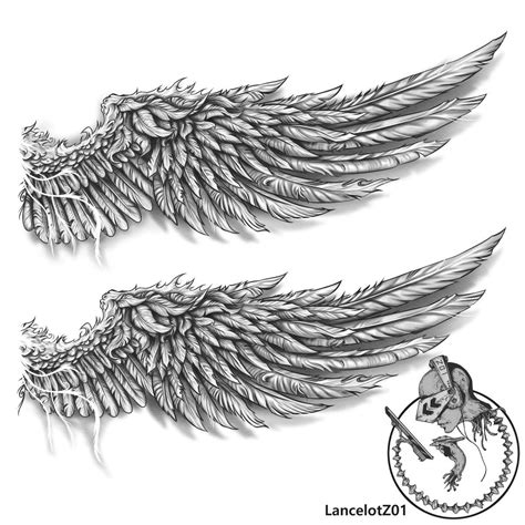 tattoo ali d angelo pin di đức nguyễn su wings pinterest demoni tatuaggio
