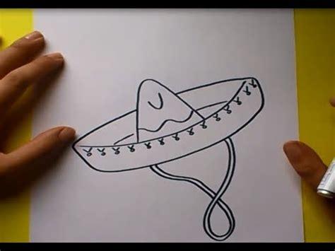 imagenes de la revolucion mexicana en dibujos animados como dibujar un sombrero paso a paso how to draw a hat