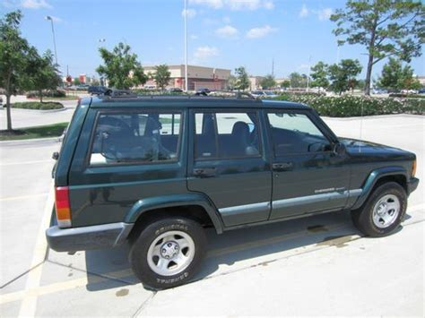 old car manuals online 1999 jeep cherokee transmission control purchase used 1999 jeep cherokee sport utility 4 door 4 0l 5 sd manual 4x4 in spring texas
