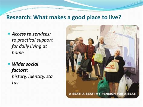what makes a good home 27mar14 community matters semiar series at home ppt
