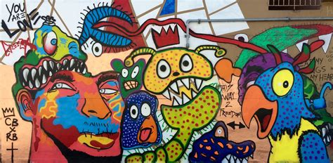 Affordable Wall Murals chris brown paints mural for overtown children wlrn