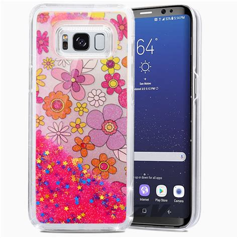Watter Glitter Black For Samsung J3 for samsung galaxy s8 plus liquid moving glitter water design cover ebay