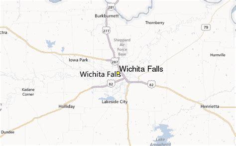 wichita falls map wichita falls weather station record historical weather