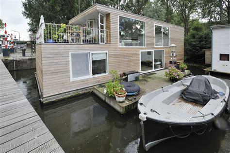 woonboot te koop oudeschans amsterdam woonboot woonark amsterdam jaagpad abc arkenbouw