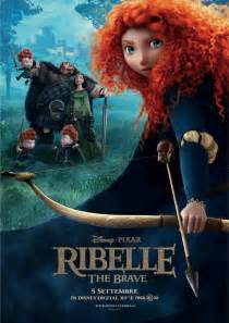brave trailer brave movie poster