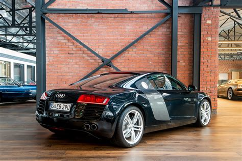 2007 Audi R8 Manual Coupe Richmonds Classic And