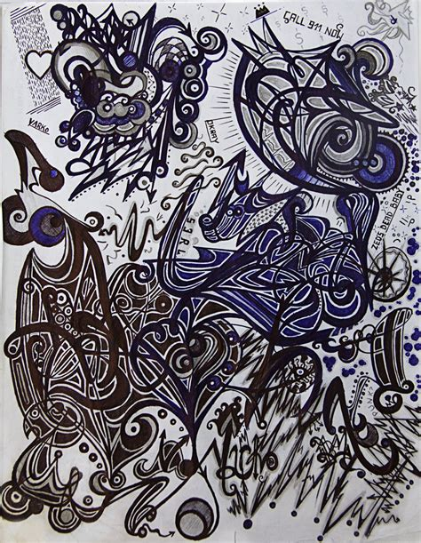 abstract doodle drawing abstract doodle dubstep by 00yarko on deviantart