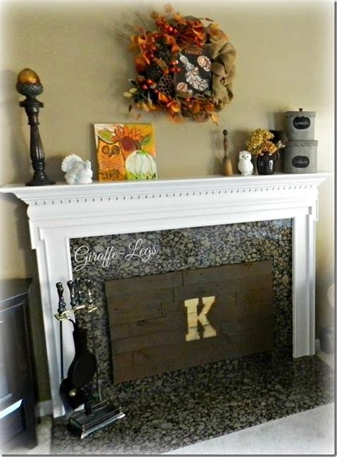 25 best ideas about fireplace cover on