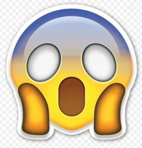 Scream Film Emoji | artist incorporates emoji into famous artworks james