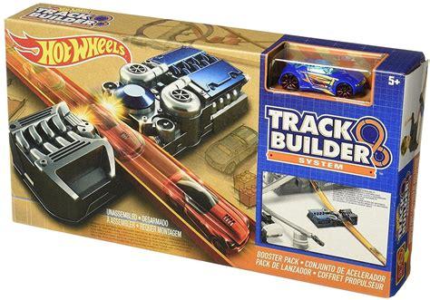 Crate Racer Orange Track Wheels Hw Hotwheels wheels fnj25 track builder booster kit playset eur 15 93 picclick it