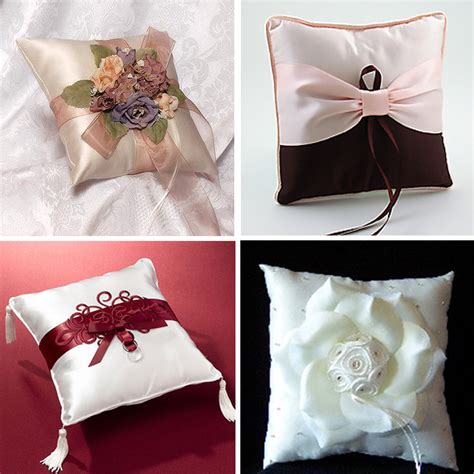 Pillow Ideas For by Indian Wedding Details Pillows For Your Ringbearer