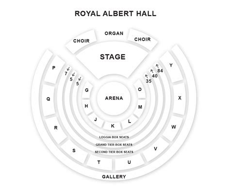 royal albert hall floor plan royal albert hall seating plan londontheatre co uk