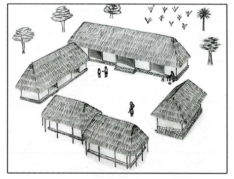 Which Civilization Made Their Buildings Out Of White Granite - teaching the resource a farmer s house