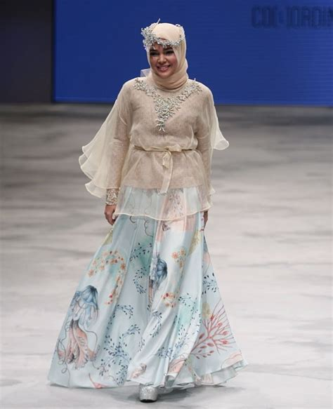Sho Kuda Miranda 30 gaya selebriti di indonesia fashion week 2016