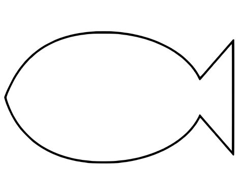 fish outline www pixshark com images galleries with a