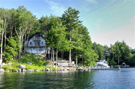 lake winnipesaukee nh waterfront homes for sale lake