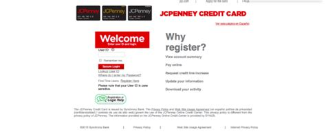 jcpenney credit card payment make payment image gallery jcpenney account services aspx