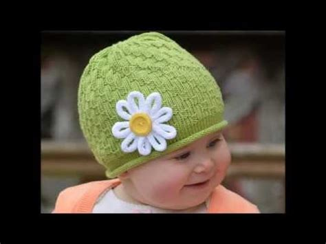 how to knit flower for baby hat my dasiy flower hat baby hat knitting pattern