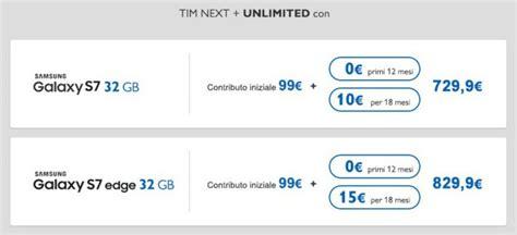 5 Sos Y3033 Samsung Galaxy E5 tariffe samsung galaxy s7 ed s7 edge tutte le offerte per