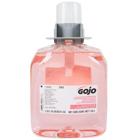 GOJO® 5161 03 FMX Luxury 1250 mL Cranberry Foaming Hand