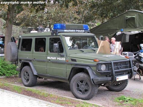 Bundeswehr G Klasse by Mercedes G Modell Einsatzfahrzeug Der Feldj 228 Ger
