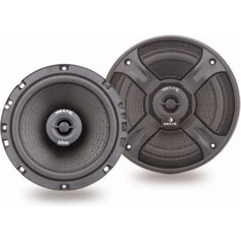 helix b6x coaxial speaker 6 5 inch helix blue b6x german engineered 6 5 quot car hifi speakers ebay