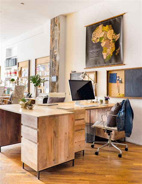 west elm industrial desk west elm feed office makeover front main
