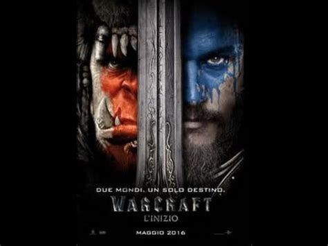 film kolosal youtube warcraft l inizio trailer italiano ufficiale film epico