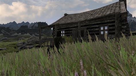 House In Whiterun by Rebuilt House Outside Of Whiterun At Skyrim Nexus Mods