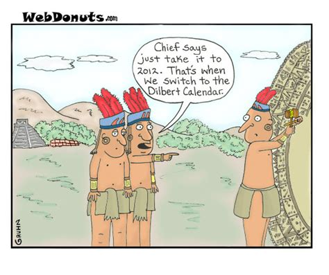 Calendar Jokes Wyblog Mayan Calendar From