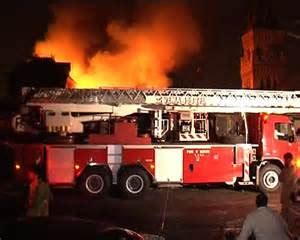 boat basin fire september 24 2017 by staff report