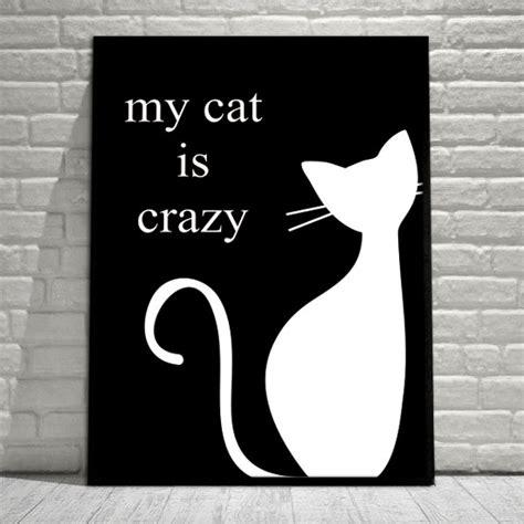 Plakat Po Angielsku by Plakat Z Białym Kotkiem I Napisem W Języku Angielskim