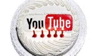 youtube birthday cake youtube picture
