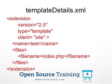 Joomla Tutorial For Beginners Ppt | joomla beginner template presentation