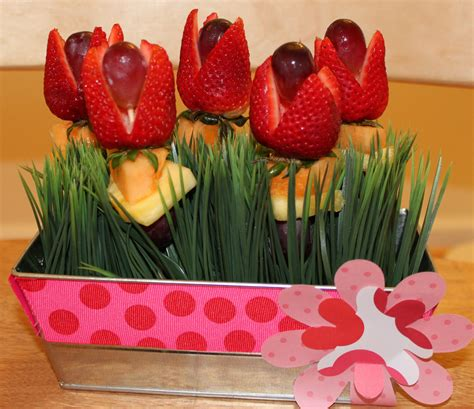 fruit flower sheek shindigs spring themed party