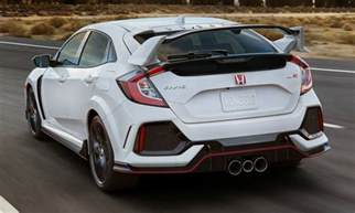 8 facts about the new honda civic type r autotribute