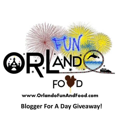 Giveaway A Day - blogger for a day giveaway off on the go