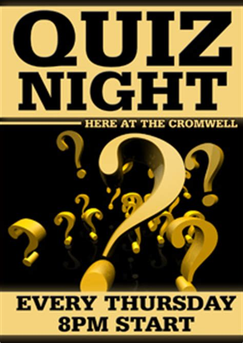 quiz night banners 19