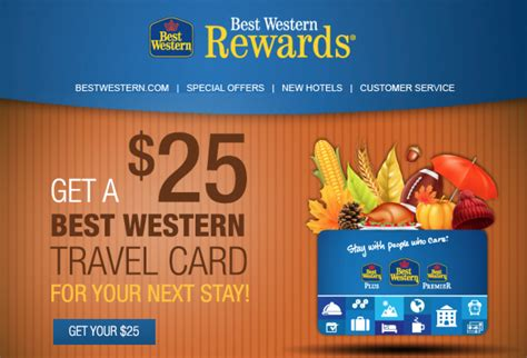 best western card best western is giving away 25 best western travel cards