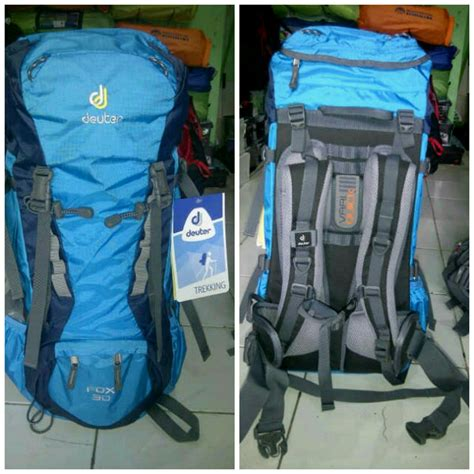 Tas Gunung Tas Carrier tas carrier tas gunung tas ransel import deuter fox 30
