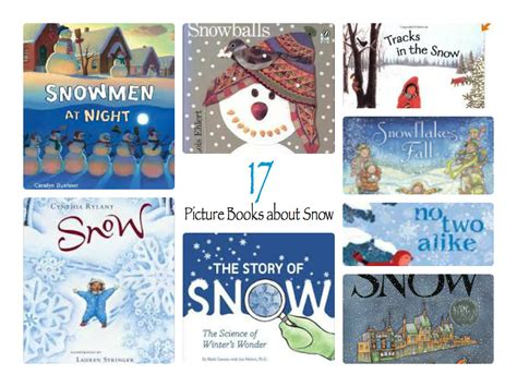 snow books let it snow books crafts about snow picture book